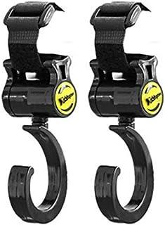 Baby Pushchair Rotatable Carabiner Clip- 2Pcs