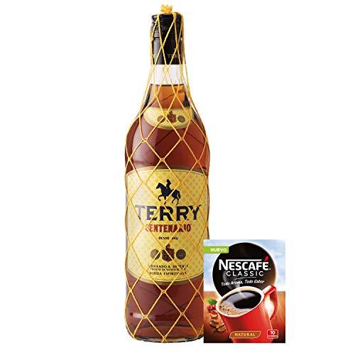 Terry Centenario Bebida Espirituosa + Nescafé - 1000 ml