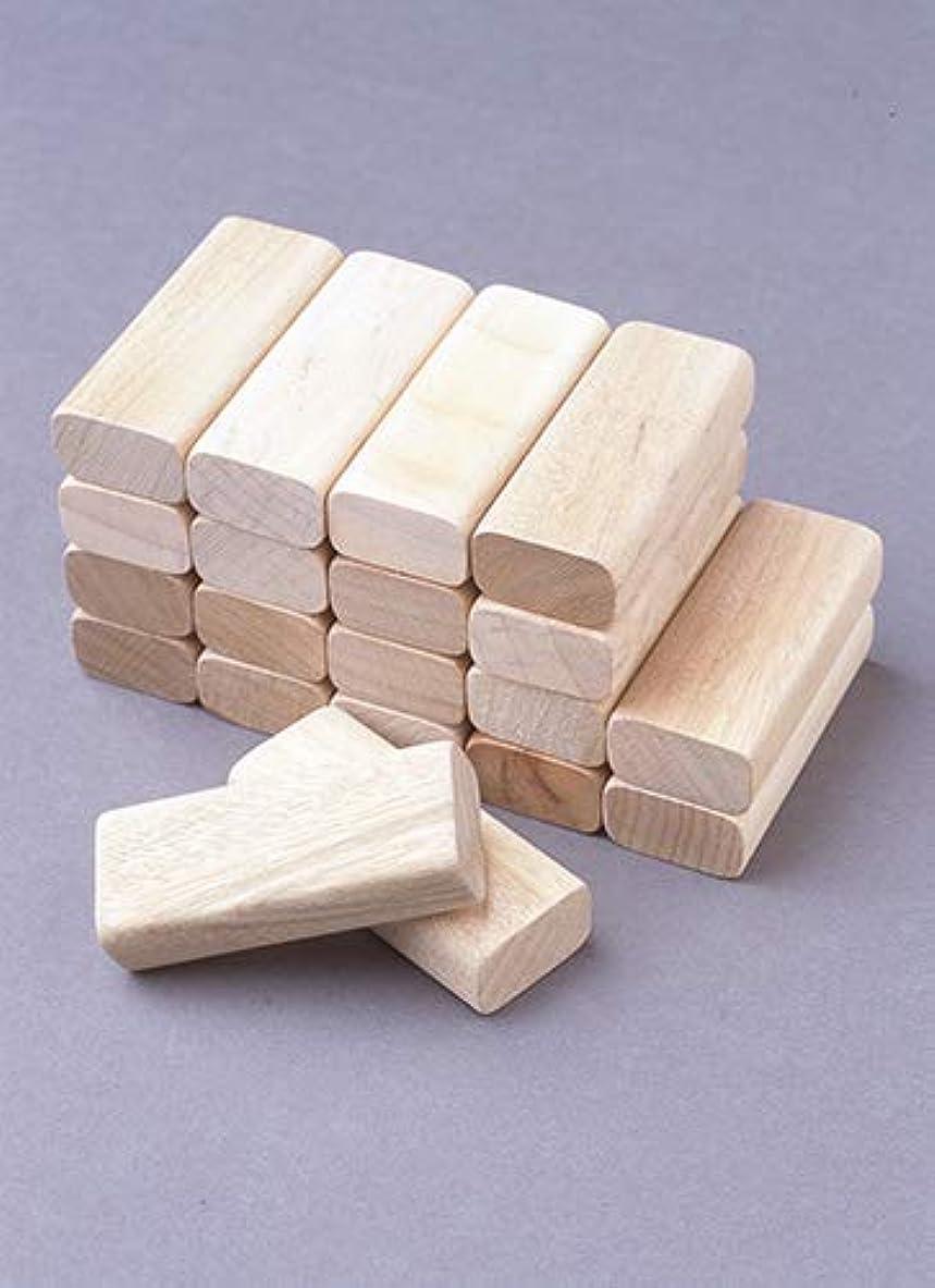 チューリップ減らすカメラ酒井産業 くすの木ブロック タンス用(20個組) 天然素材 目安2~4個 ブロック 手軽 エコ 木製 日本製