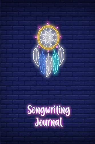Songwriting Journal: I have A Song In My Heart Journal