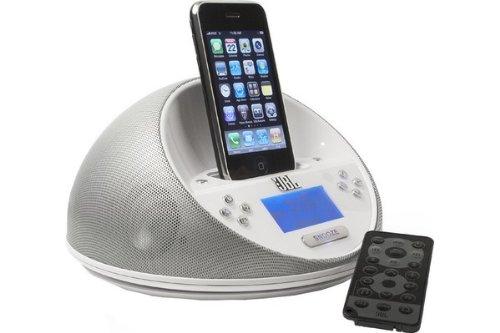 JBL On Time Micro Tragbares Lautsprecher-System für iPod weiß