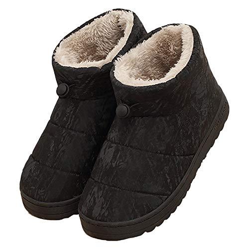 Botas de nieve con calefacción eléctrica unisex, zapatos de...