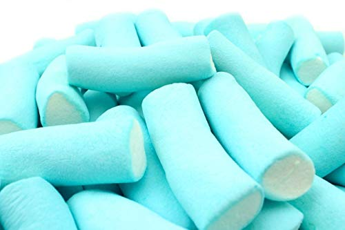 Vidal Golosinas Dulcinubes. Nubes de inconfundible y delicosos sabor frambuesa. Color azul. Bolsa 125 unidades.