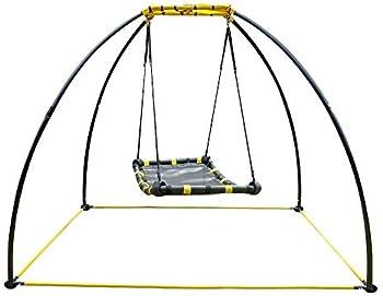 JumpKing Version 3 Backyard UFO Swing set