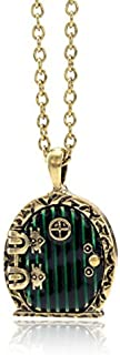 REINDEAR Hobbit Lord of the Rings Fairy Locket Shire Movable Door Pendant Necklace US Seller by REINDEAR