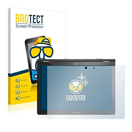 BROTECT 2X Entspiegelungs-Schutzfolie kompatibel mit Archos 94 Magnus Bildschirmschutz-Folie Matt, Anti-Reflex, Anti-Fingerprint
