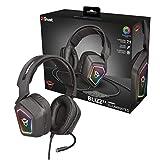 450 gtx - Gaming Trust Gxt 450 Blizz 7.1 RGB Headband