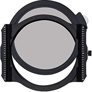 H&Y 100mm Magnetic Filter Holder Kit w 72mm 77mm 82mm Adapters H&Y 100