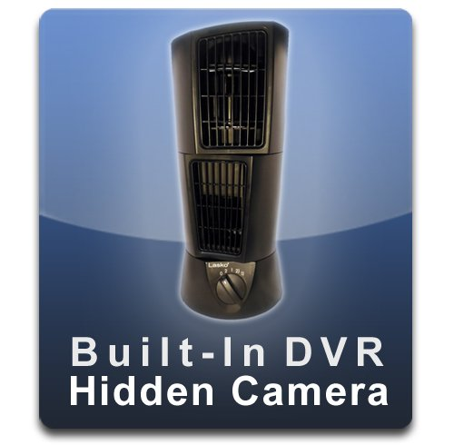 Buy Discount PalmVID DVR PRO Desk Fan Hidden Camera with Built-in DVR