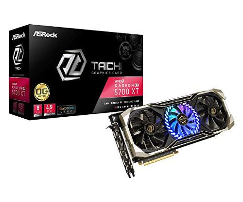 ASRock Radeon RX 5700 XT Taichi x 8G OC+ 8GB Grafikkarten