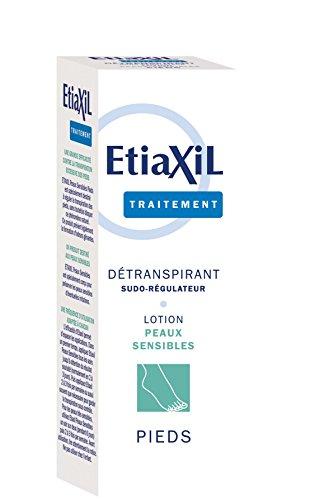 ETIAXIL Detranspirant Pieds Peau Sensible