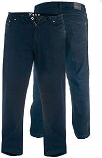 Duke Balfour Elasticated Waist Stretch Jeans