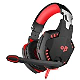 Cosmic Byte Kotion Each Over the Ear Headsets with Mic & LED