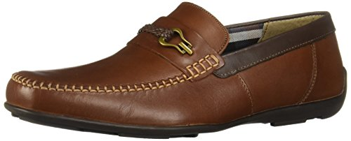 Flexi Soho 68612 Mocasines Casual para Hombre, Color Tan, 28