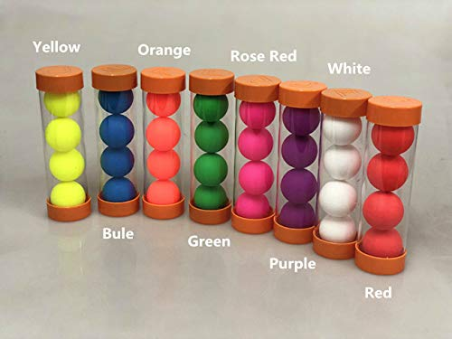 Inspiration Multi Balls 45mm インスピレーションマルチボール 四つ玉 マジック 手品 (赤)