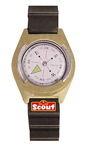 Happy People 19332 Compas de Poignet pour Scout Multicolore 40 x 34 x 11 mm
