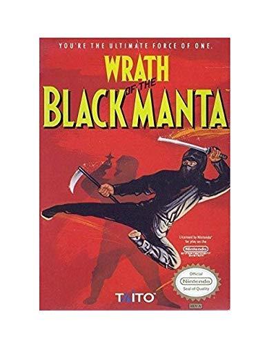Wrath Black Manta