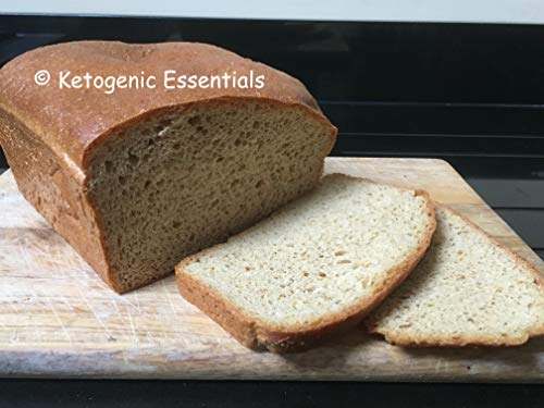 Keto Bread Loaf Mix - Ketogenic, Low Carb, Paleo, Vegetarian, Sugar Free