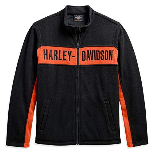 HARLEY-DAVIDSON Jacke Chest Stripe, XL