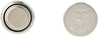 Maxell LR1130 Alkaline Button Cell Pack of 10in Blister Packaging