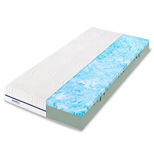 Dunlopillo dun004Life 4120Aqualite Espuma Colchón, poliéster, Color Blanco