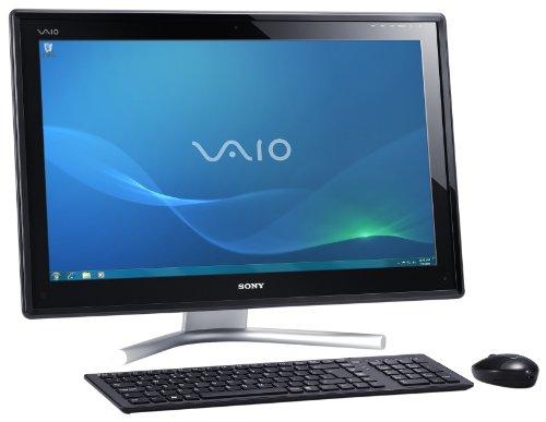 Sony VAIO VPC-L Serie L21S1E B.FR5 AIO: PC/24 Zoll (61 cm), Intel Core i7 2630QM 8192 MB RAM, 1 TB Windows 7, Schwarz