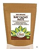 Pasta de Cacao Organica Cruda 200g