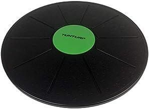 Tunturi Verstelbaar Balans bord - Balance board - Zwart/Groen