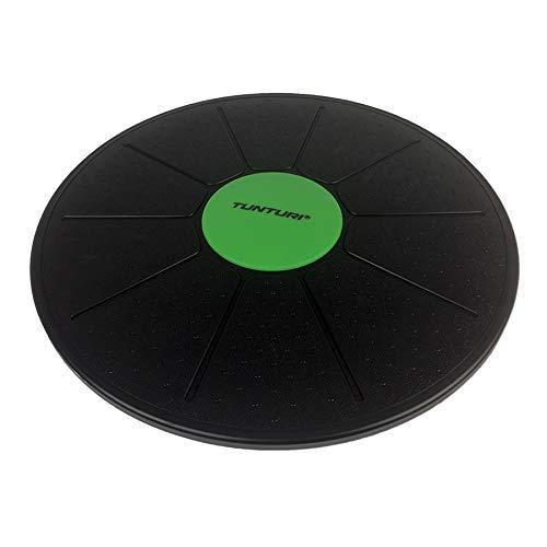 Tunturi Adjustable Balance Board Gleichgewichtsboard, schwarz, one Size
