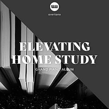 Elevating Home Study Grand Piano Album