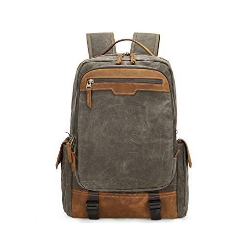 SHDG Rucksack, leinwand SLR kamera rucksack, große kapazität/wasserdicht/stoßfest kamera rucksack, kamera reisetasche, fototasche, professionelle kamera objektiv aufbewahrungstasche-C
