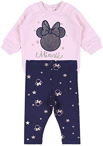 Set: Sweatshirt + Leggins Minnie Mouse Disney 18-24 Monate