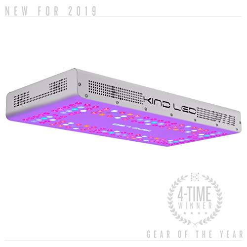 Kind LED XL600 K3 Series 2 LED Grow Light for Indoor Plants and Flowers - 320w with Full Spectrum and 3 Year Warranty