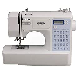 Brother Project Runway CS5055PRW is the Best Sewing Machine for Beginners