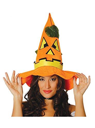 Halloween Witch Pumpkin Hat