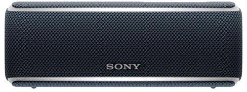 Sony SRS-XB21 Portable Wireless Bluetooth Speaker, Black (SRSXB21/B)