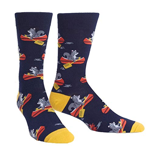 Sock It To Me - Herren Socken Keep on paddling - lustige Herren Socken Gr.42-47 One Size