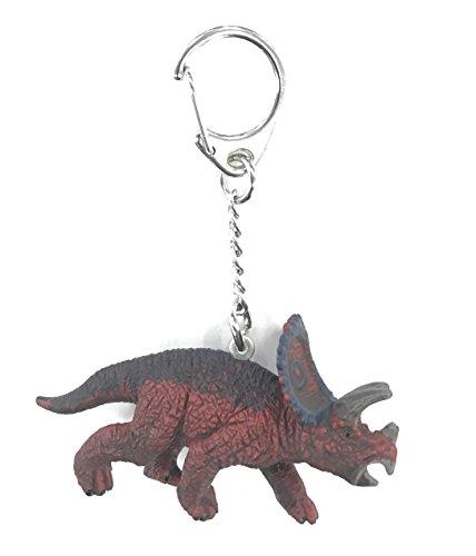 Schleich 14592 Schlüsselanhänger Dinosaurier Triceratops