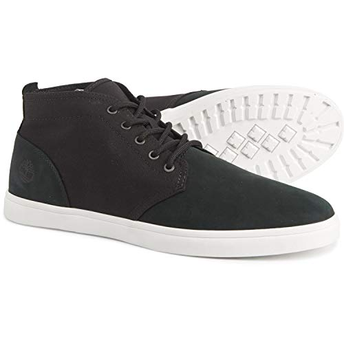 Timberland Men's Newport Bay Chukka Boots (Black, 10)