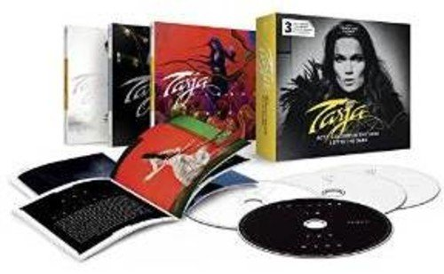 Act I/Colours In The Dark/Left In The Dark - Collector's Package (4CD)