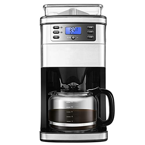 Great Deal! HEYU-Coffee machine Fully Automatic Espresso Machine, Grinding And Brewing Coffee, Dual-...
