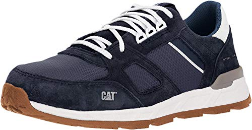 Caterpillar Woodward Steel Toe Blue Nights 9 D (M)