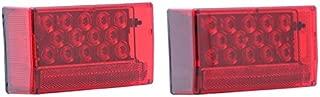 Optronics TLL56RK Red Rectangular LED Combination Tail Light Kit