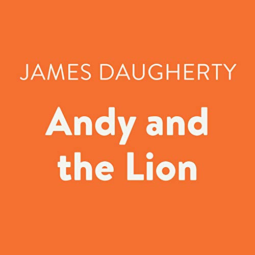Andy and the Lion cover art