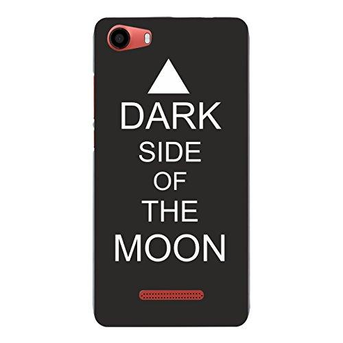 Disagu Design Hülle Schutzhülle für Wiko Lenny 2 Hülle Cover - Motiv Dark Side of The Moon