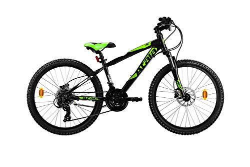 Atala Modello 2020 Mountain Bike Race PRO 24 HD Nero-Verde