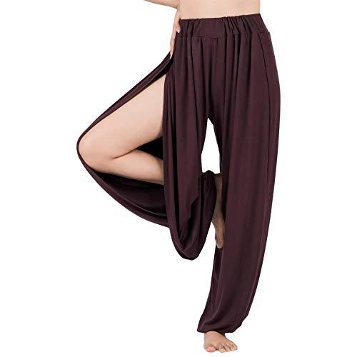 Lofbaz Yoga Harem Pantalones para Mujer Boho Dance Joggers Mujer PJs Lounge Ropa Ropa de...