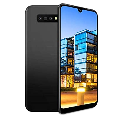 Unlocked Cell Phone, s10pro 3G (WCDMA:850/2100) Android Smartphone, 6.26inch IPS Full-Screen, Dual SIM,2GB RAM 16GB ROM, Android 7.0 MTK6580 Quad Core,3800mAh(Apply to T-Mobile)