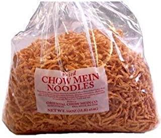 Fried Chow Mein Noodles 1 pound bag