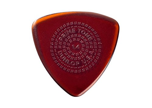 Dunlop (Jim Dunlop) Primetone Sculpted Plectra Pick With Grip [512P Triangle] 1.5mm
